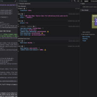 firefox how to enable night mode in developer tools