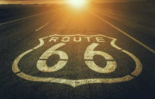 claremore route 66 web design