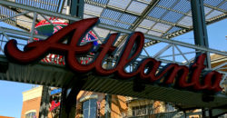 atlanta braves logo suntrust park