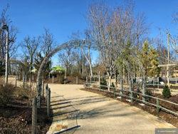 Gathering Place walking trail